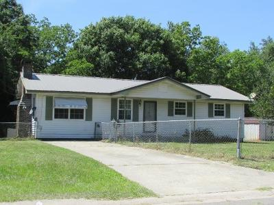 Waycross Single Family Home For Sale: 1604 Creswell St