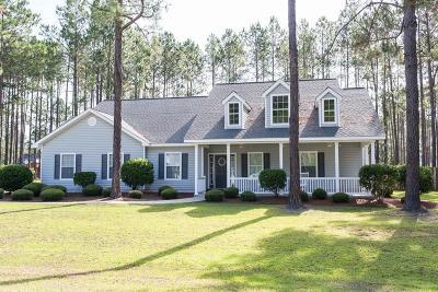 Blackshear Single Family Home For Sale: 6618 Pine Ridge Cir