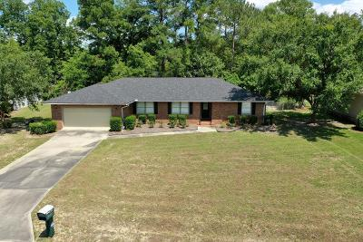 Waycross Single Family Home For Sale: 1310 Baltimore Circle