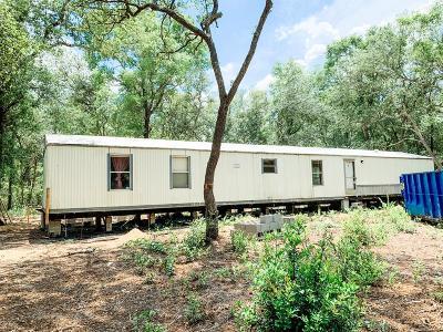Waycross Single Family Home For Sale: 5449 Buck Rd