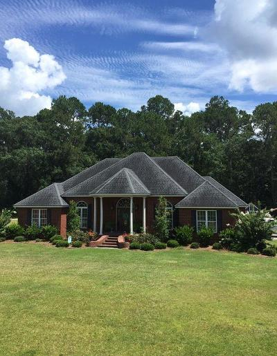 Homerville Single Family Home For Sale: 59 Tanglewood Drive
