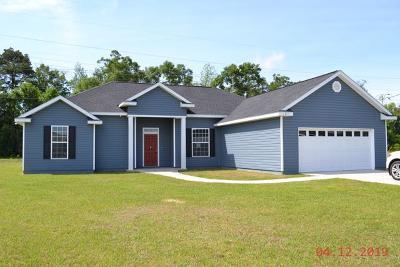 Waycross Single Family Home For Sale: 181 Sierra Drive