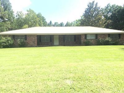 Waycross Single Family Home For Sale: 4416 Brunswick Hwy