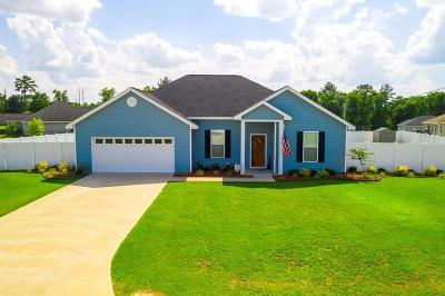 Waycross Single Family Home For Sale: 241 Sierra Lane