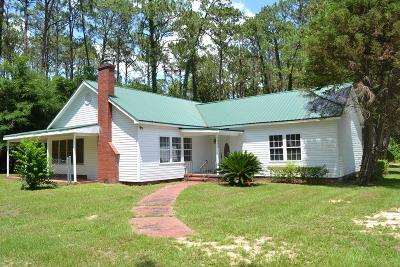 Waycross Single Family Home For Sale: 1005 Seminole Trail