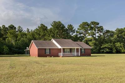 Blackshear Single Family Home For Sale: 3328 Thoris Lane