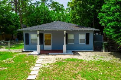 Waycross Single Family Home For Sale: 604 Atlantic Ave