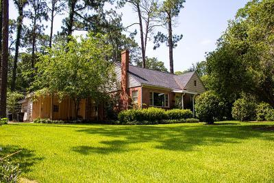 Waycross Single Family Home For Sale: 808 Woodland St