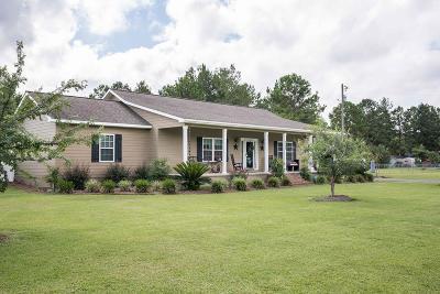 Blackshear Single Family Home For Sale: 6332 Lester Rd