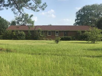 Blackshear Single Family Home For Sale: 1441 Cason Road