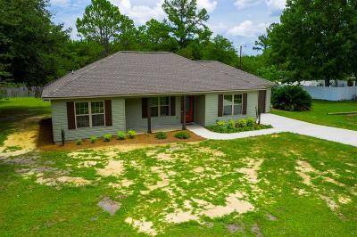 Blackshear Single Family Home For Sale: 827 Dogwood Dr