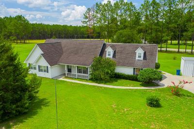 Blackshear Single Family Home For Sale: 3301 Katie Dr.