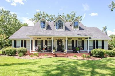 Blackshear Single Family Home For Sale: 3612 James Loop