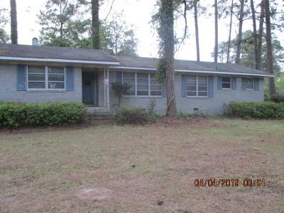 Douglas Single Family Home For Sale: 219 N. Wheeler Ave.