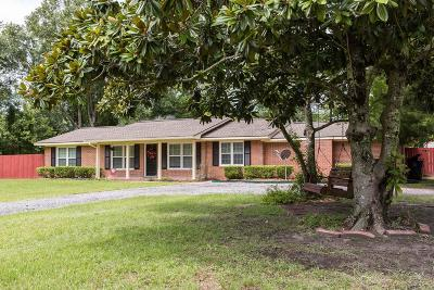 Waycross Single Family Home For Sale: 2201 Adams St