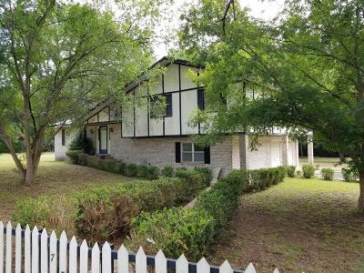Waycross Single Family Home For Sale: 756 Russton Dr
