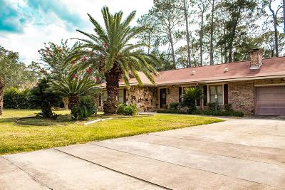 Waycross Single Family Home For Sale: 1607 Moss Creek