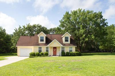 Waycross Single Family Home For Sale: 1653 Meadowood Dr.