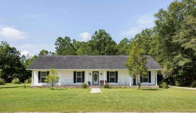 Waycross Single Family Home For Sale: 948 Nevada Ave