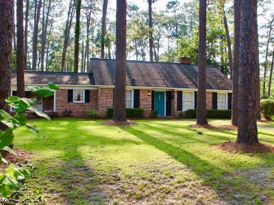 Waycross GA Single Family Home For Sale: $147,250