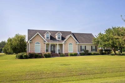 Blackshear Single Family Home For Sale: 4110 Mulligan Cir