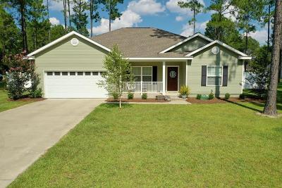 Blackshear Single Family Home For Sale: 6608 Pine Ridge Cir