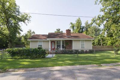 Waycross Single Family Home For Sale: 113 Hopkins St