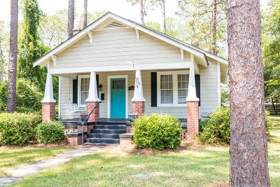 Waycross Single Family Home For Sale: 1509 Suwannee