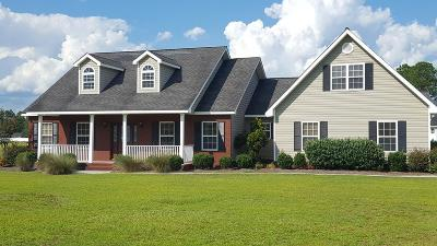 Blackshear Single Family Home For Sale: 6107 Stoney Brook Dr