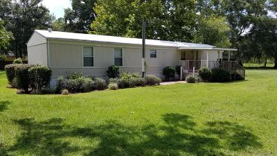 Waycross GA Single Family Home For Sale: $46,900