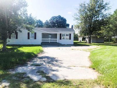 Blackshear Single Family Home For Sale: 3136 Floyd