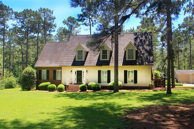 Thomasville Single Family Home For Sale: 8755 Springhill Road