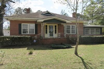 Pelham Single Family Home For Sale: 309 Curry St NE