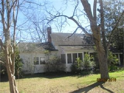 Pavo Single Family Home For Sale: 39 Farm Ave