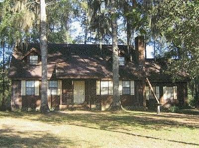 Ochlocknee Single Family Home For Sale: 293 Lakeshore Road