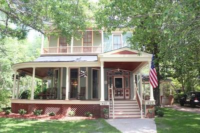 Thomasville Single Family Home For Sale: 817 South Hansell Street