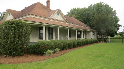 Cairo Single Family Home For Sale: 4084 Us Hwy 84