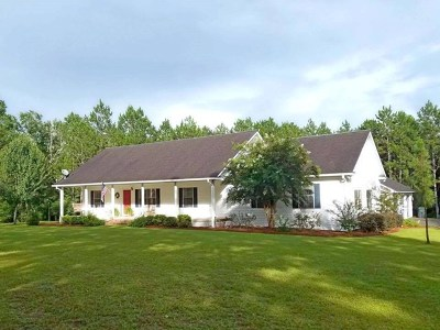 Cairo Single Family Home For Sale: 3966 State Highway 111