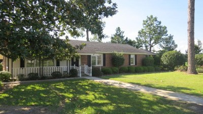 Moultrie Single Family Home For Sale: 1846 S Us Hwy 319