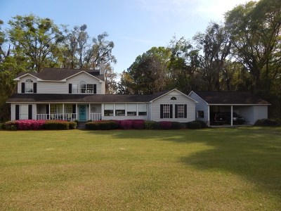 Ochlocknee Single Family Home For Sale: 2176 McMillan Rd.