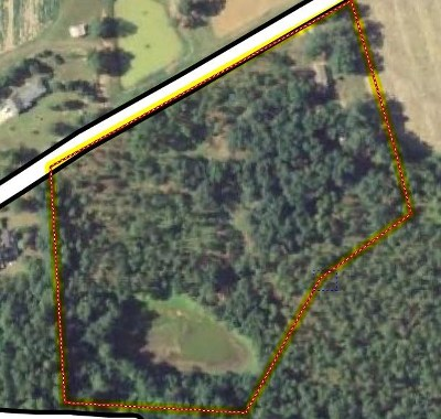 Cairo Single Family Home For Sale: 716 Mathis Road (10+/- Acres)