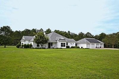 Ochlocknee Single Family Home For Sale: 3849 Rupp