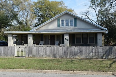 Pelham Single Family Home For Sale: 274 Sapp Ave