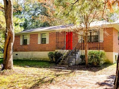 Thomasville GA Single Family Home For Sale: $74,000