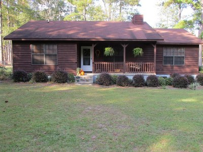 Cairo Single Family Home For Sale: 203 Cameron Rd