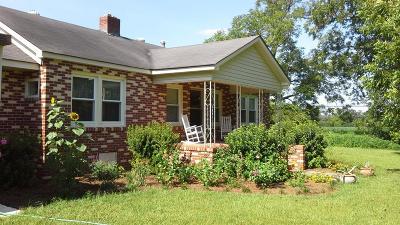 Pelham Single Family Home For Sale: 7263 Lodgetown Road