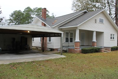Pelham Single Family Home For Sale: 317 Palmer St.sw
