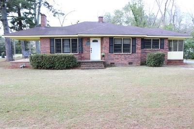 Pelham Single Family Home For Sale: 385 SW Palmer Street