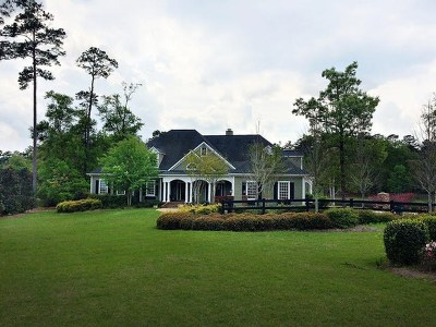 Thomasville Single Family Home For Sale: 315 Avalon Way