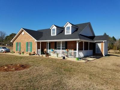 Ochlocknee Single Family Home For Sale: 4049 NE Brayton St/Stage Rd